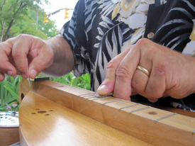 Mountain Dulcimer with Steve